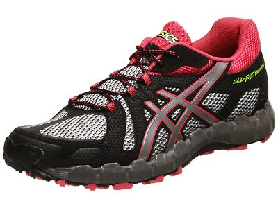 ASICS Gel Fuji Trainer 3 Women's Shoes Alum/Light/Rouge