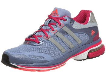 adidas Supernova Glide 5 Women's Shoes Blue/Sil/Pk