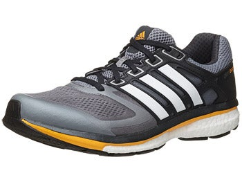 adidas Supernova Glide 6 Men's Shoes Grey/White/Orange