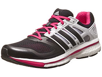 adidas Supernova Glide 6 Women's Shoes Black/White