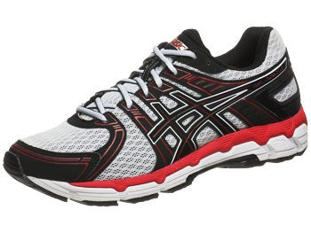 ASICS Gel Oracle Men's Shoes White/Black/Red