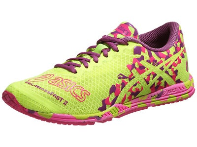 ASICS Gel NoosaFast 2 Women's Shoes Yel/Grape/Pink