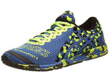 ASICS Gel NoosaFast 2 Men's Shoes Royal/Yellow/Black