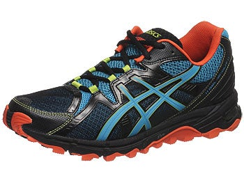 Asics Gel Scout Men's Shoes Black/Blue/Orange