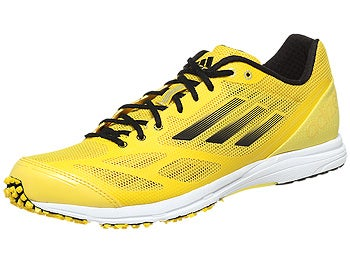 adidas adizero Hagio Men's Shoes Yellow/Blk/Wht
