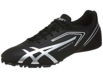 Asics Hypersprint 5 Men's Spike Black/Silver