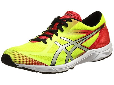 ASICS Gel Hyper Speed 6 Men's Shoes Yellow/Black/Red