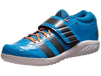 adidas adizero Javelin 2 Throw Shoes Solar Blue
