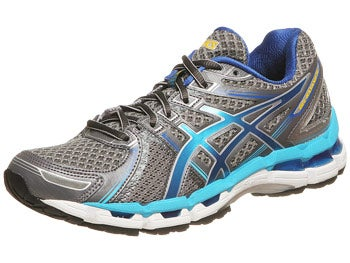 Asics Gel Kayano 19 Women's Shoes Light/Turq/Iris