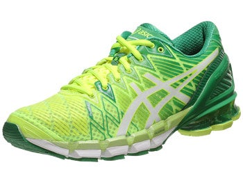 ASICS Gel Kinsei 5 Men's Shoes Yellow/White/Green