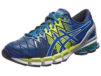 Asics Gel Kinsei 5 Men's Shoes Navy/Royal/Lime