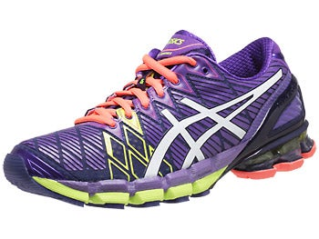 Asics Gel Kinsei 5 Women's Shoes Marine/Purple