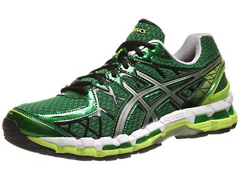 Asics Gel Kayano 20 Men's Shoes Pine/Lightning/White
