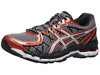 ASICS Gel Kayano 20 Men's Shoes Storm/White/Rust