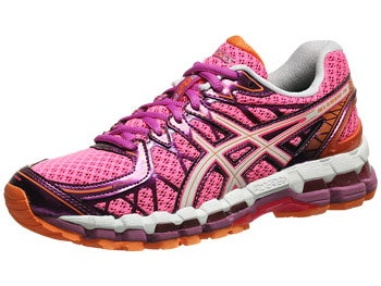 Asics Gel Kayano 20 Women's Shoes Pink/White/Purple