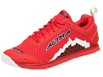 Altra Lone Peak 1.5 Men's Shoes Red/White
