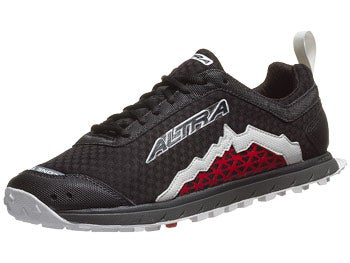 Altra Lone Peak 1.5 Men's Shoes Black/Fiery Red
