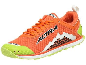 Altra Lone Peak 1.5 Women's Shoes Orange/Lime