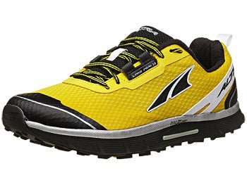 Altra The Lone Peak 2.0 Men's Shoes Yellow