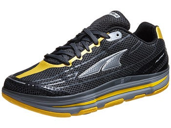 Altra Repetition Men's Shoes Black/Lemon Chrome