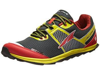 Altra Superior 1.5 Men's Shoes Black/Lemon/Fiery Red