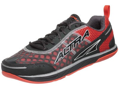 Altra Instinct 1.5 Men's Shoes Orange/Charcoal