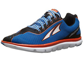 Altra The One2 Men's Shoes Black/Orange