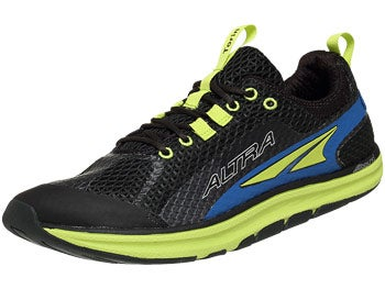 Altra Torin Men's Shoes Black/Green