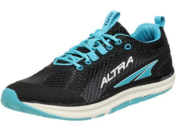 Altra Torin Women's Shoes Black/Scuba Blue