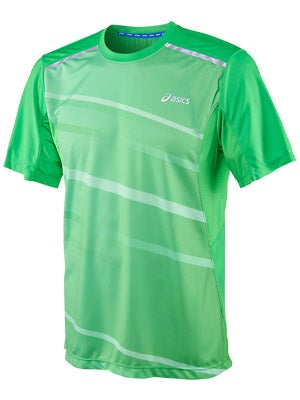 ASICS Men's Gradient Short Sleeve Track