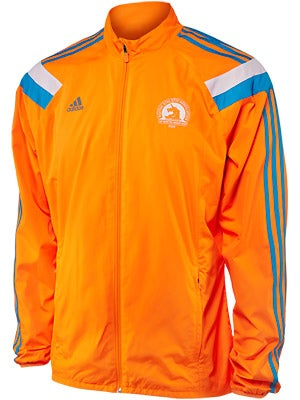 adidas Men's Boston Marathon Celebration Jacket