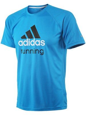 adidas Men's Running Graphic Tee
