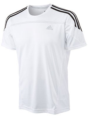 Adidas Men's Response Short-Sleeve Tee White