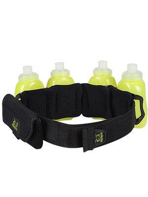 Amphipod RunLite Snapflask 4 Hydration Belt