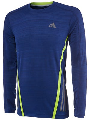 adidas Men's Supernova Long-Sleeve Tee