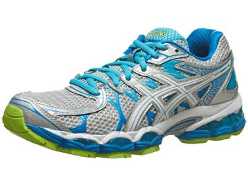 ASICS Gel Nimbus 16 Women's Shoes Lightning/White