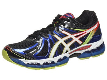 ASICS Gel Nimbus 15 Men's Shoes Black/White/Multi