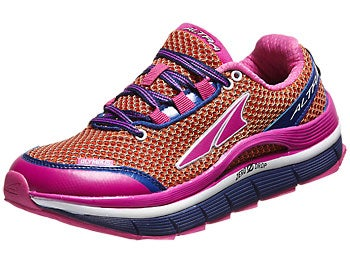 Altra Olympus Women's Shoes Orange Peel/Pink Glo