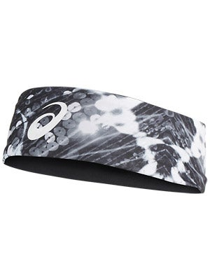 ASICS PR Reversible Headband/Wrist Band Set