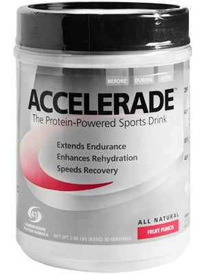 Accelerade Sport Drink Powder 30-Servings