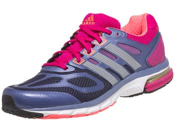 adidas Supernova Sequence 6 Women's Shoes Sky/Silver