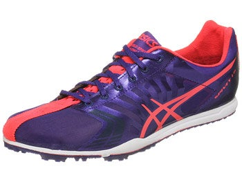 Asics Spivey LD Women's Spikes Purple/Punch/Wht