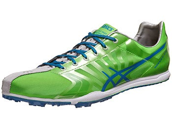 Asics Spivey LD Men's Spikes Green/Malibu/QuickSilver