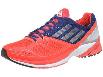 adidas adizero Tempo 6 Men's Shoes Infared/Silver/Hero