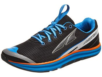 Altra Torin 1.5 Men's Shoes Black/Brilliant Blue