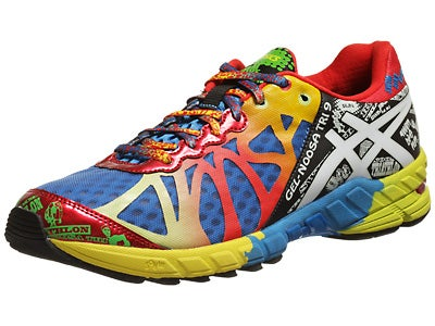 Asics Gel Noosa Tri 9 Men's Shoes Royal/White/Red