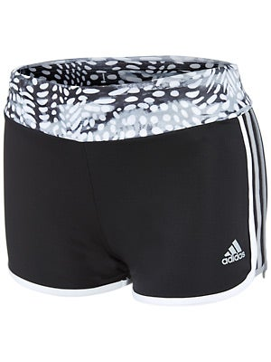 adidas Women's AKTIV Fitted Booty Short
