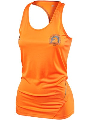 adidas Women's Boston Marathon Sequencials Fitted Tank