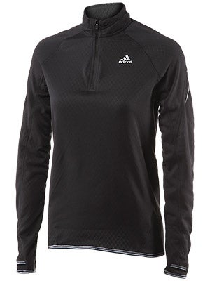 adidas Women's Sequencials Flagstaff Long-Sleeve Tee
