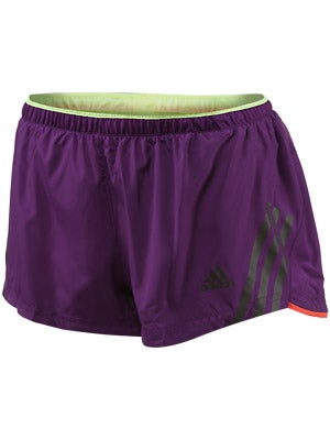 adidas Women's Supernova Glide Short Tribe Purple